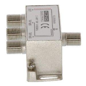 König CATV Splitter 8 dB / 5-1000 MHz - 2 Uitgangen