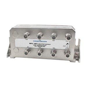 Hirschmann CATV Splitter 2.0 dB / 5-1218 MHz - 6 Uitgangen