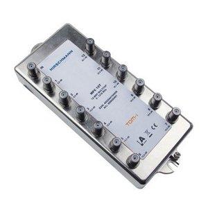 Hirschmann CATV Splitter / 5-1218 MHz - 12 Uitgangen