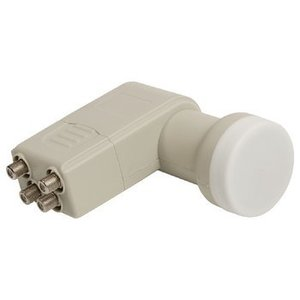 Valueline Universele LNB Quad 0.3 dB
