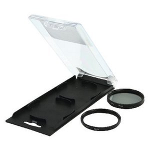 Camlink UV & Cir-Polarizing Filter Kit 52 mm