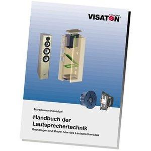 Visaton Handboek luidsprekertechniek (Duits)