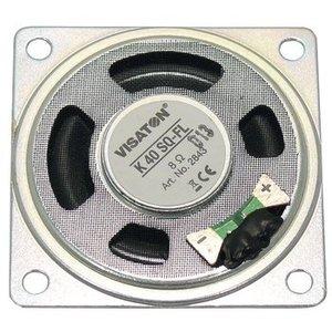 "Visaton Small speaker 4 cm (1.6"") 8 Ω 0.5 W"