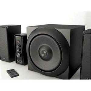 Thonet & Vander Bluetooth Speaker Ratsel 72 W Zwart