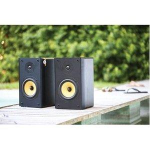 Thonet & Vander Kugel Speaker 2.0 Bluetooth 140 W Zwart / Geel