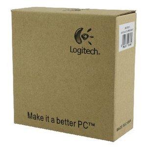 Logitech Speaker 2.0 Bedraad 3.5 mm 2 W Zwart