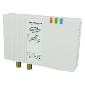 Hirschmann MoCA Internet-over-Coax Adapter