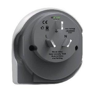 Q2 Power Reisadapter Wereld-naar-Australië Geaard