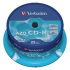 Verbatim CD 700 MB 25 St