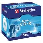 Verbatim CD 700 MB 10 St