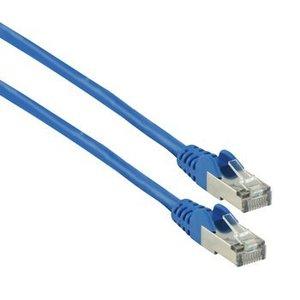 Valueline CAT6 S/FTP Netwerkkabel RJ45 (8/8) Male - RJ45 (8/8) Male 15.0 m Blauw