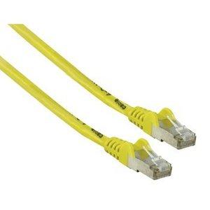 Valueline CAT6 F/UTP Netwerkkabel RJ45 (8/8) Male - RJ45 (8/8) Male 0.25 m Geel