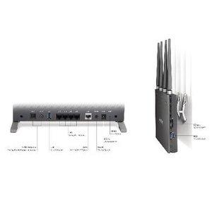 Sitecom Draadloze Router AC2600 Gigabit / Wi-Fi Zwart / Antraciet
