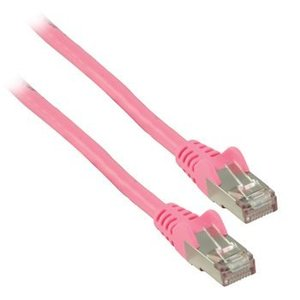 Valueline CAT6 F/UTP Netwerkkabel RJ45 (8/8) Male - RJ45 (8/8) Male 2.00 m Roze