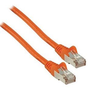 Valueline CAT6 F/UTP Netwerkkabel RJ45 (8/8) Male - RJ45 (8/8) Male 10.0 m Oranje