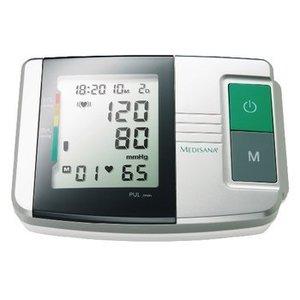 Medisana Bloeddrukmeter Bovenarm Zilver / Zwart