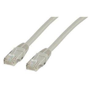 Valueline CAT6 UTP Netwerkkabel RJ45 (8/8) Male - RJ45 (8/8) Male 3.00 m Grijs