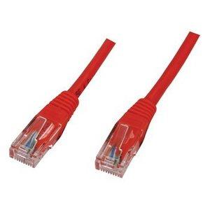Valueline CAT5e UTP Netwerkkabel RJ45 (8/8) Male - RJ45 (8/8) Male 3.00 m Rood