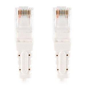 Bandridge CAT5e UTP Netwerkkabel RJ45 (8/8) Male - RJ45 (8/8) Male 0.50 m Wit