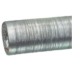 Fixapart Afvoerslang Aluminium 152 mm 10.0 m