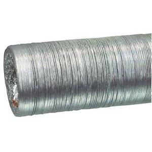 Fixapart Afvoerslang Aluminium 127 mm 10.0 m