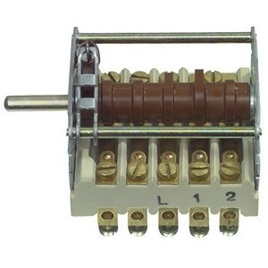 E.G.O. Thermische Schakelaar Origineel Onderdeelnummer 43.24432.000