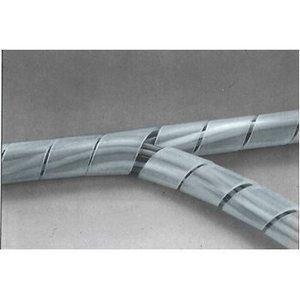 Fixapart Kabelslangen 60 mm 10.0 m Transparant
