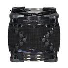 X2 Koel Ventilator Zwart