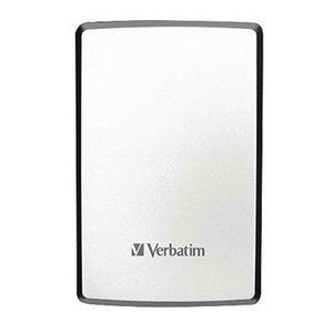 "Verbatim Harde Schijf Behuizing 2.5 "" SATA USB 3.0 Zilver"
