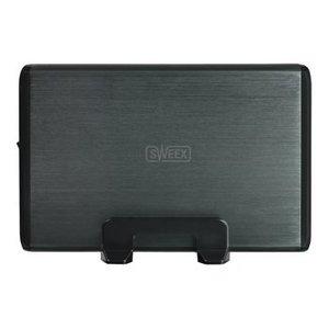 "Sweex Harde Schijf Behuizing 3.5 "" SATA USB 2.0 Zwart"