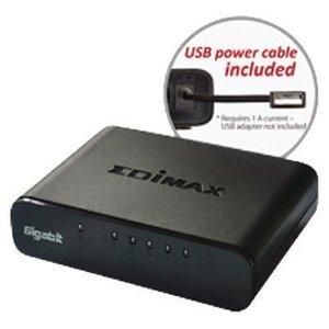 Edimax Netwerk Schakelaar Gigabit 5 Poorten