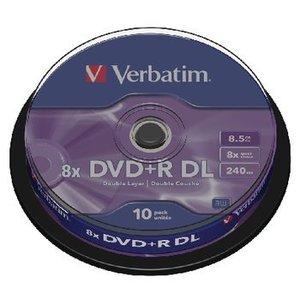 Verbatim DVD 8.5 GB 10 St