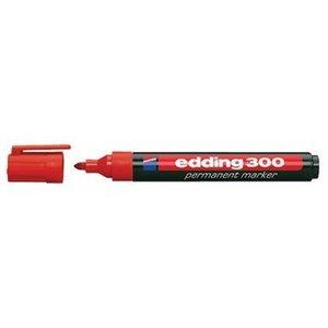 Edding Marker 300 Rood 10 st