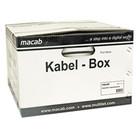 Macab Coaxkabel op Haspel RG6 7.06 mm 250 m Zwart
