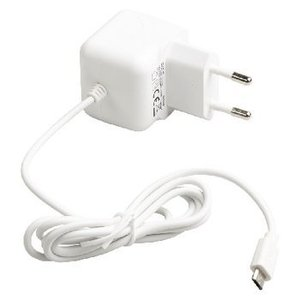 Valueline Lader 2.1 A Micro-USB Wit