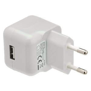 Valueline Lader 1 - Uitgang 2.1 A USB Wit