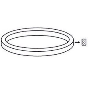 Fixapart V-Riem Origineel Onderdeelnummer Turntable 195 x 0.7 x 5 mm