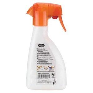 WPRO Reinigingsspray Roestvrij Staal 250 ml
