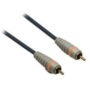 Bandridge Digitale Audiokabel RCA Male - RCA Male 0.50 m Blauw