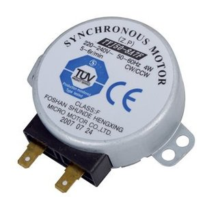 WHIRPOOL Motor Wasmachine Origineel Onderdeelnummer 481236158449