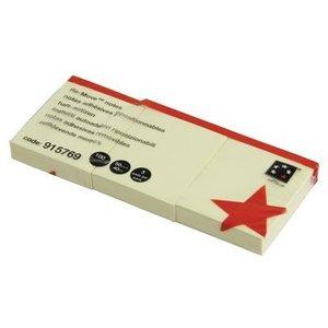 5Star Post-it 50 x 40 mm Geel