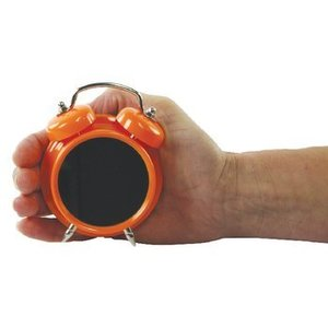 basicXL Wekker Digitaal Oranje
