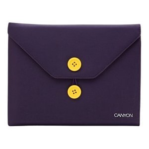 Canyon Tablet Sleeve iPad 4 Synthetisch Paars