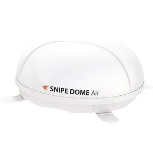 Selfsat SNIPE DOME AIR Platte IP Schotelantenne Wit