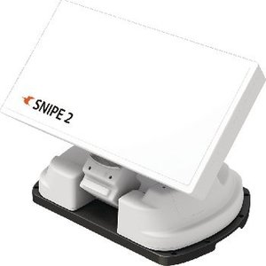 Selfsat SNIPE 2 Automatische Platte Schotelantenne Wit