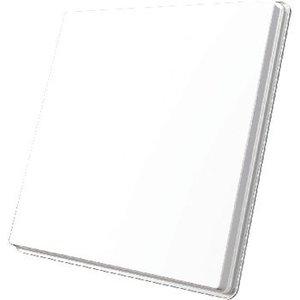 Selfsat H50D4 Platte Schotelantenne Quad LNB Wit