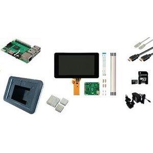 Raspberry Pi Raspberry Pi 3 LCD Starter Kit + Wi-Fi + Bluetooth + Raspbian Software