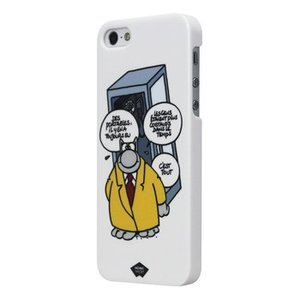 Mosaic Theory Smartphone Hard-case iPhone 5s Imitatieleer Wit