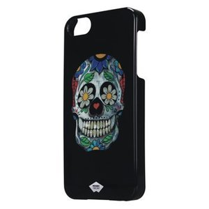 Mosaic Theory Smartphone Hard-case iPhone 5s Imitatieleer Zwart