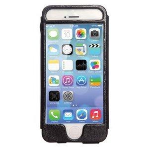Mosaic Theory Smartphone Hard-case iPhone 5s Leder Zwart